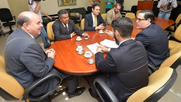 CPI dos combustíveis visita Ministério Público e Secretaria de Segurança