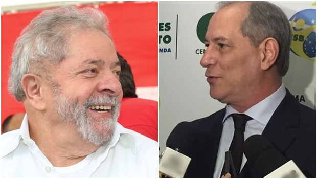 Com Lula fora da disputa, Ciro Gomes enfrentaria Bolsonaro no segundo turno