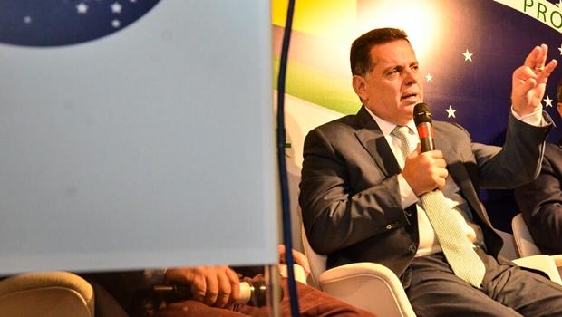 """Governador de Goiás critica """"exército corporativista"""" que trava reformas"""