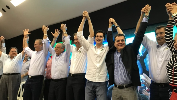 PMDB descarta apoio a Caiado e chega em 2018 com nome definido ao governo