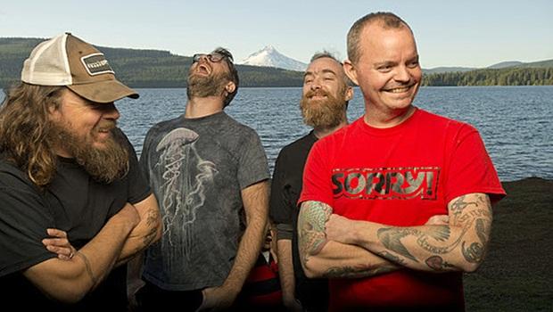 Americanos da Red Fang iniciam nesta quarta (21) em Goiânia turnê de cinco shows no Brasil