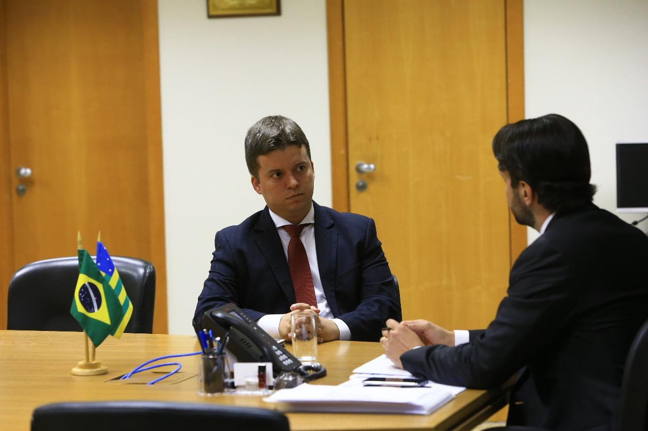 Superintendente busca recursos para Goianésia em Brasília