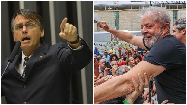 Perfil de Lula nas redes sociais tira sarro de Bolsonaro e viraliza
