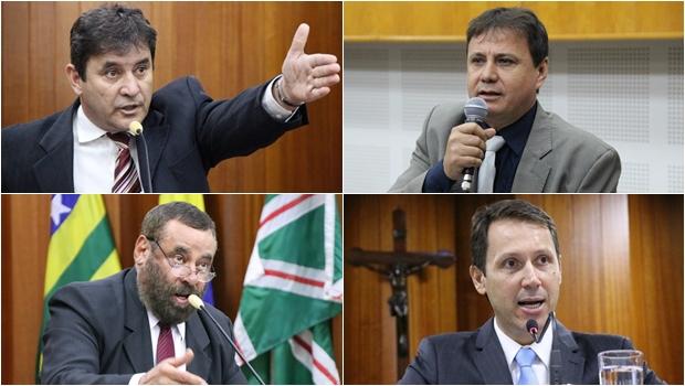 Apenas quatro vereadores de Goiânia não faltaram a nenhuma sessão em 2017