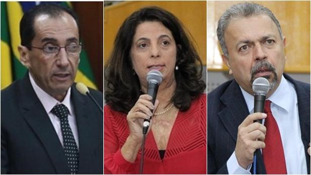 Kajuru diz que ele, Elias Vaz e Lúcia Vânia vão bancar a Dra. Cristina Lopes para prefeita de Goiânia