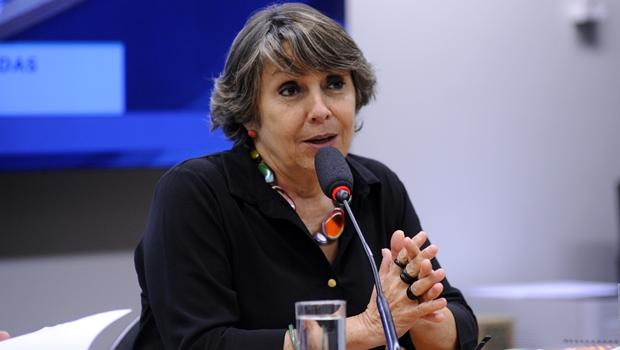 PGR denuncia Érika Kokay por peculato