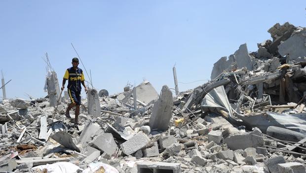 Bombardeios do Exército Israelense em Gaza deixam pelo menos 2 mortos