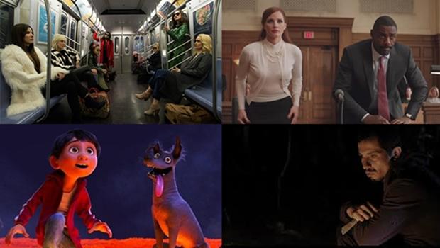 Confira o calendário dos filmes mais esperados de 2018