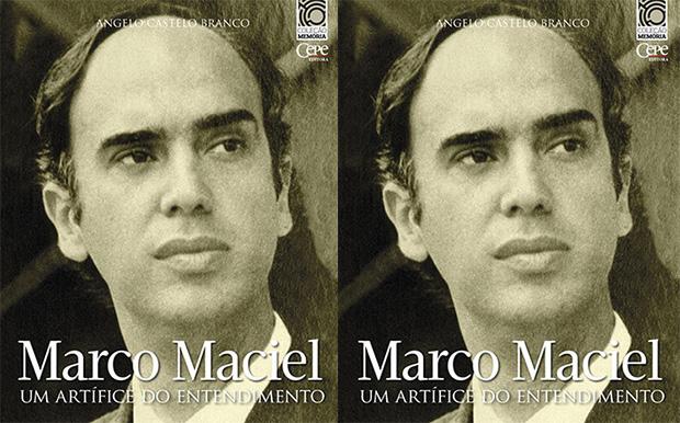 Sai biografia do liberal Marco Maciel, que, com Alzheimer, não pode lê-la