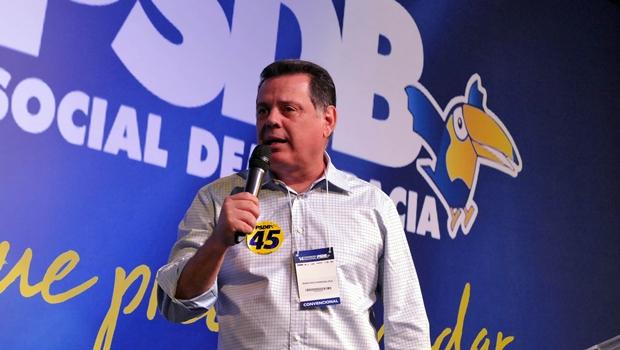 Marconi Perillo quer um presidente do PSDB que seja posicionado e crítico do governo Caiado
