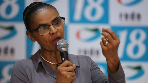 "Na semana do segundo turno, Marina Silva declara ""voto crítico"" em Haddad"