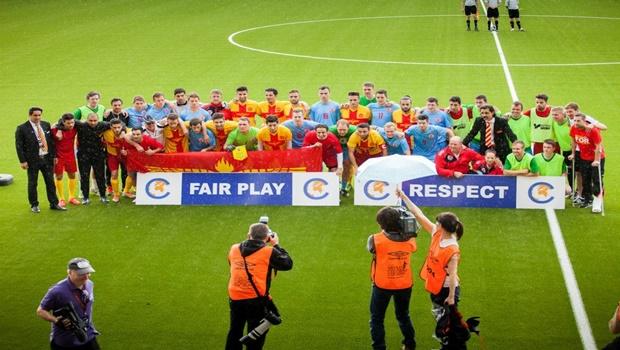 Copa do Mundo entre federações não reconhecidas pela Fifa tem sorteio definido