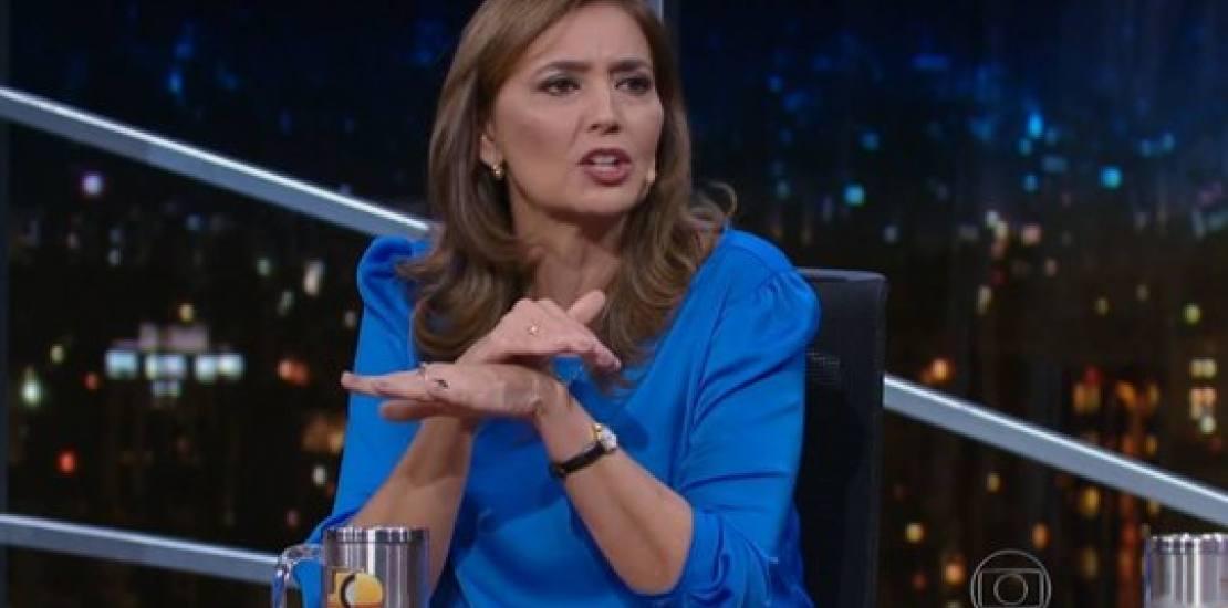 Cristina Serra deixa Globo pra trabalhar com Mara Luquet e Thais Heredia no canal MyNews