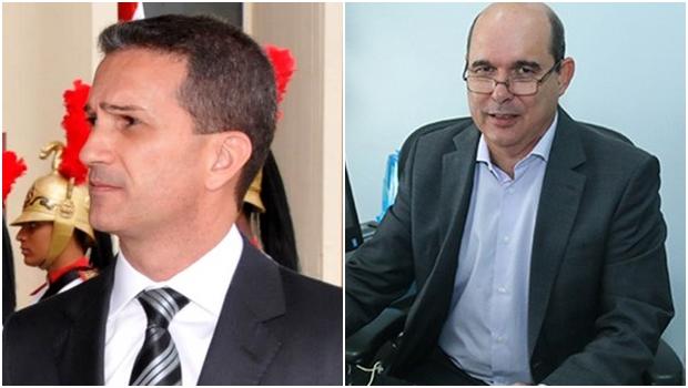 Navarrete é o nome de Marconi e Danilo é o nome de José Eliton para desembargador