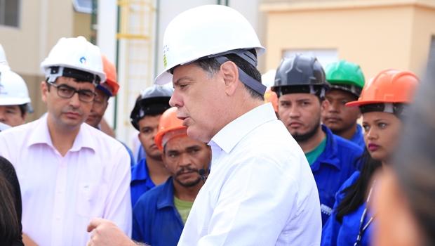 Até abril, Marconi entregará 5 mil moradias para famílias de Goiás
