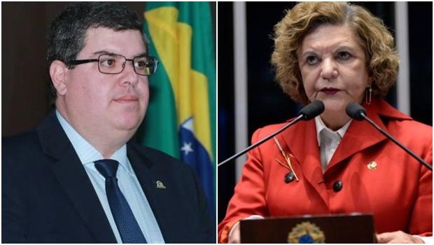 Lúcia Vânia indica Murilo Mendonça para a Secretaria Cidadã