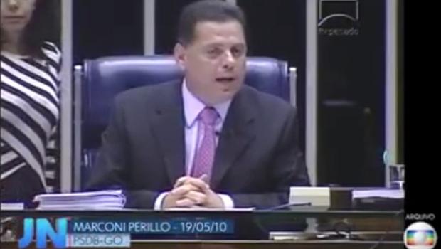 Jornal Nacional destaca atuação de Marconi na aprovação da Lei da Ficha Limpa