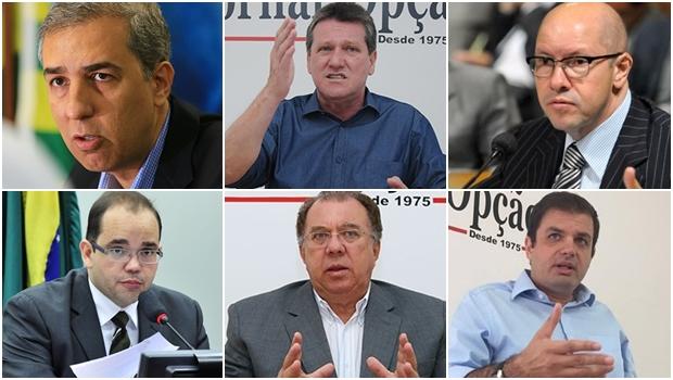 Líderes dizem que Zé Eliton será o candidato da base governista em outubro
