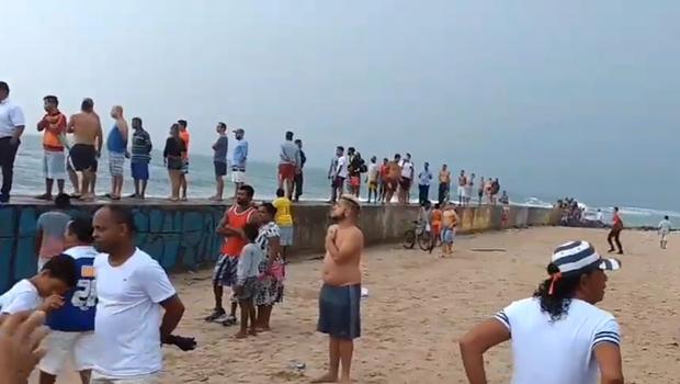 Helicóptero da Rede Globo cai e deixa dois mortos