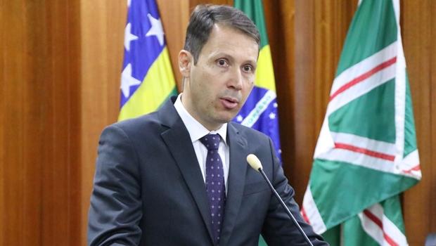 """""""Há argumentos jurídicos para afastar Andrey da presidência da Câmara"""", diz Kajuru"""