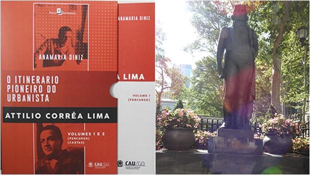 Attilio Corrêa Lima é analisado a partir de cartas ao pai