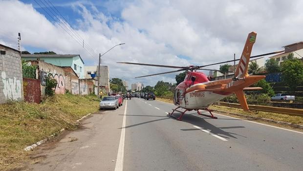 Mulher morre em acidente na Marginal Botafogo