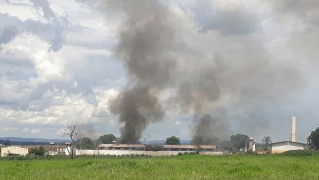 Identificado primeiro preso carbonizado durante rebelião em presídio de Goiás