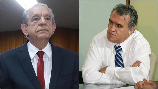 MDB de Iris Rezende e PRP de Jorcelino Braga se estranham