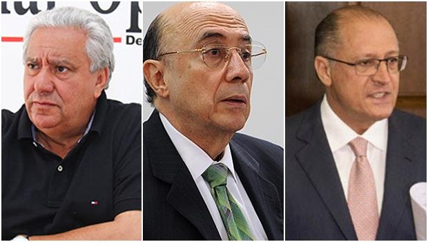 PSD tem candidato a presidente, mas Vilmar Rocha apoia Geraldo Alckmin