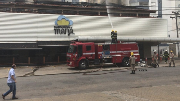 Panificadora incendiada confirma que deve retomar atividades nos próximos dias