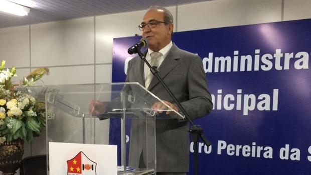 Trindade inaugura gabinete integrado para segurança pública municipal