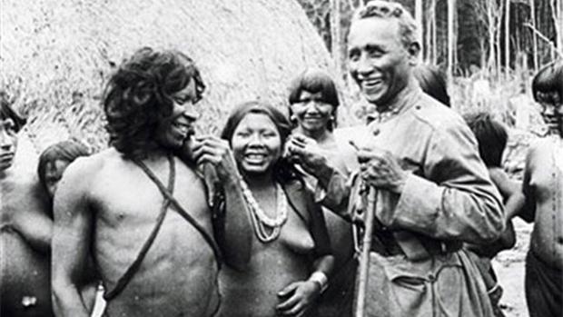 Larry Rohter vai publicar biografia sobre Rondon, o Lula que deu certo
