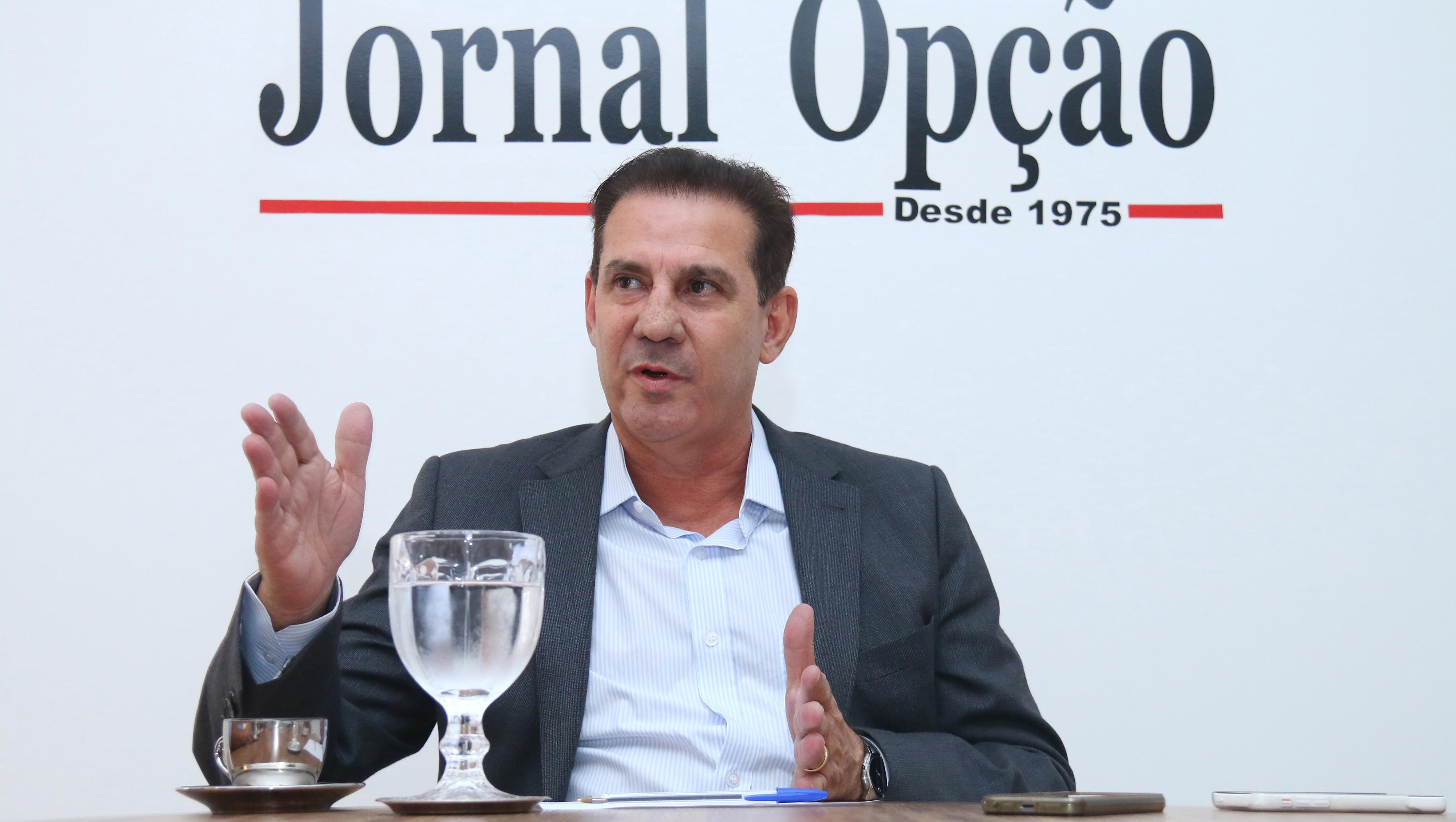 Se Vanderlan apoiar Daniel Vilela, projeto de ser prefeito de Goiânia cai por terra