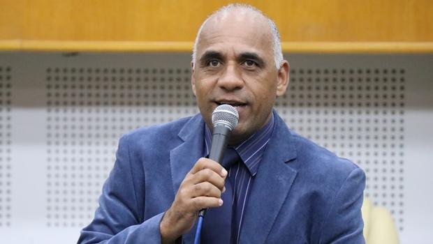Candidato a vice na chapa de Maguito, Rogério Cruz está com Covid-19