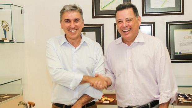 Marconi e Zé Eliton dão carta branca para João Bosco ampliar mudanças na TBC e na RBC