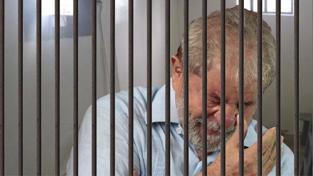 A lei é clara: Lula dentro da cadeia e fora da eleição