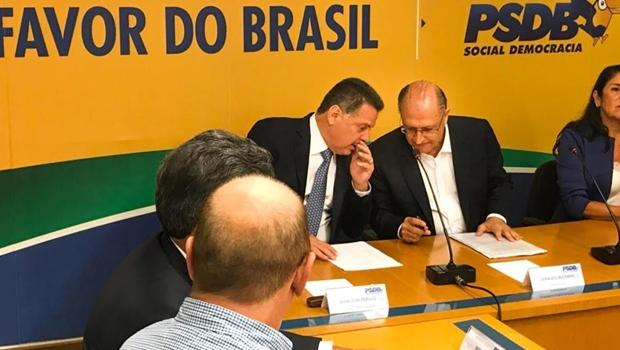 Marconi comanda debate sobre prévias no PSDB