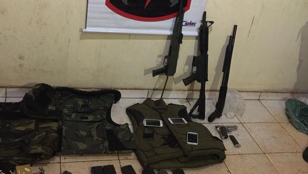 Quatro morrem durante confronto com a PM em Aparecida de Goiânia