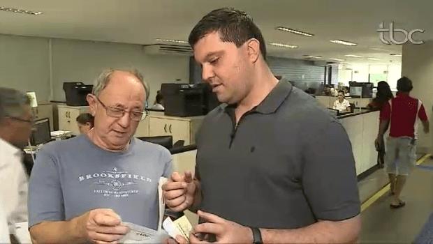 IPTU: na TBC, contribuinte desmascara secretário de Finanças de Goiânia
