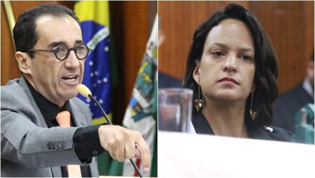 Kajuru não tem medo de cara feia e faz críticas duras à filha de Ronaldo Caiado