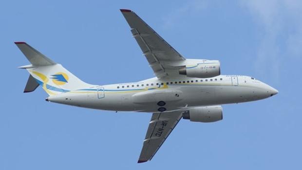 Avião cai na Rússia com 71 pessoas a bordo