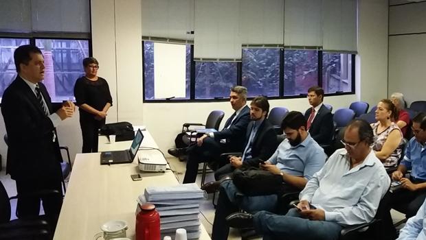 Compur realiza nova reunião para discutir Plano Diretor de Goiânia