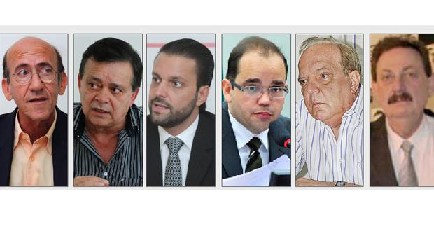 Sexteto planeja disputar votos dos eleitores de Anápolis para deputado federal