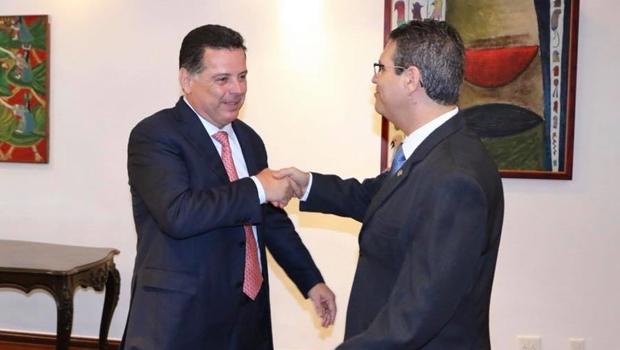 Marconi Perillo e Francisco Jr reúnem lideranças do Estado em jantar