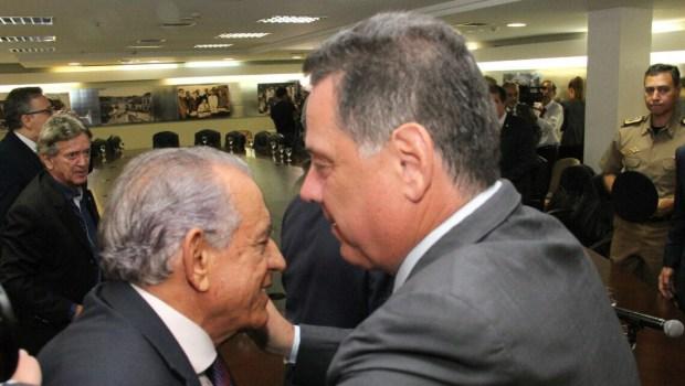 Iris Rezende é vítima de bravatas e ingratidão por parte de José Nelto