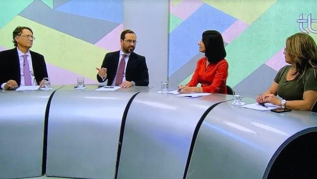 Na nova TBC, Roda de Entrevistas amplia debate e gera fatos
