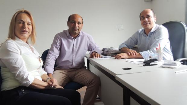 Deputada Magda Mofatto contribuiu para bancar Flávio Prates para dirigir o Detran