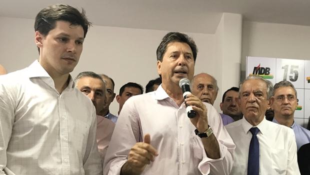 Maguito descarta Caiado e diz que MDB terá candidatura própria ao governo