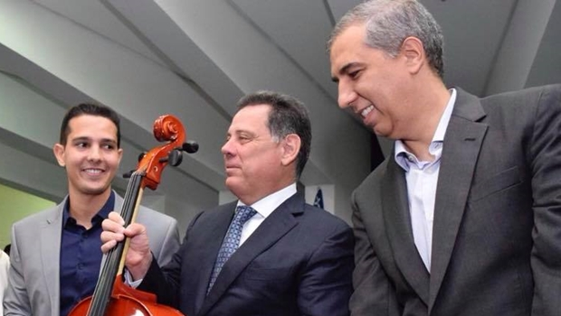 Prefeito diz que meta é garantir 70% dos votos de Itumbiara para Zé Eliton