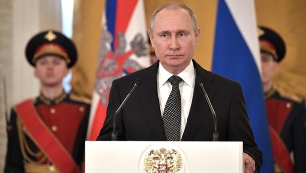 O dilema de Putin e a guerra na Síria